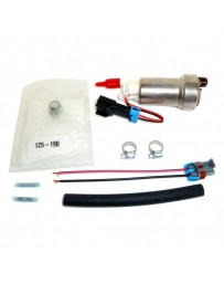 R35 Walbro 485 Universal High Pressure Fuel Pump - Ethanol E85 450 LPH with Install Kit
