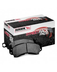 R35 Hawk High Performance Street Race Rear Brake Pads