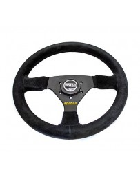 R32 Sparco 323 Competition Black Suede Steering Wheel 330mm