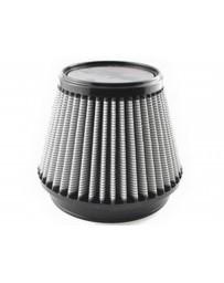 370z aFe Air Filter Pro Dry S 5-1/2 F x 7 B x 4-3/4 T x 5 H in
