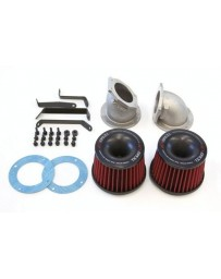 R32 APEXi Power Intake Air Filter Dual Intake Kit