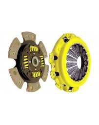 350z ACT Clutch Kit, Heavy Duty Pressure Plate with 6-Pad Race Sprung Disc