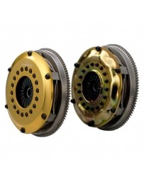 R33 OS Giken Twin Disc Clutch with Steel Cover