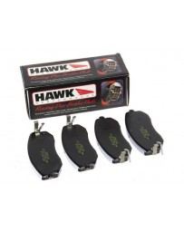 R32 Hawk Performance HP Plus Brake Pads, Rear