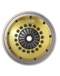 R32 OS Giken Triple Disc Clutch 204mm with Steel Cover