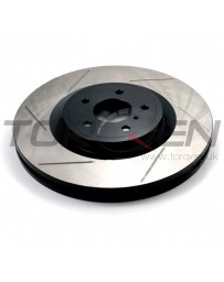370z StopTech Discs for Akebono brakes - Rear pair - SLOTTED