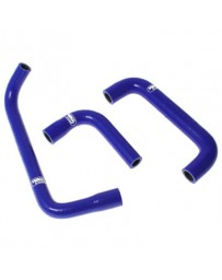R33 Samco Sport Silicone Breather Hoses Blue
