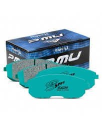 R32 Project Mu B-Spec Brake Pads