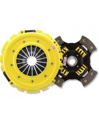 R33 ACT XT Pressure Plate with Race Sprung 4-Pad Clutch Disc