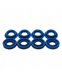 Toyota GT86 Torque Solution Rear Subframe Bushings Blue