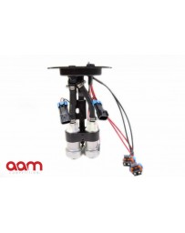370Z AAM Competition Drag Race R-Line Twin Pump Fuel System