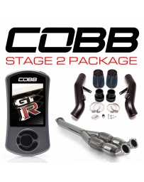 R35 Cobb Stage 2 Power Package NIS-007