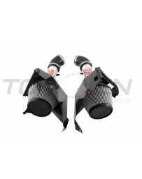 350z HR AFE Takeda Stage-2 Pro Dry S Intake System Polished
