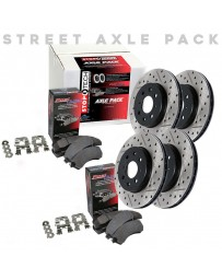 Toyota GT86 StopTech Street Axle Pack III