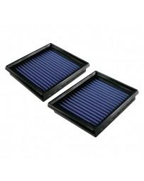 370z aFe Magnum Flow Pro 5R Panel Blue Air Filter