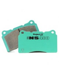 370z Project Mu Type NS 400 Series Front Brake Pads