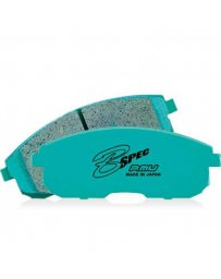 370z Project Mu B Force Series Rear Brake Pads