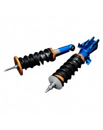 "Toyota GT86 Cusco 0.2""-0.6"" x 0.6""-1.4"" Street-A Front and Rear Lowering Coilover Kit"