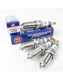 350z DE NGK Iridium Spark Plugs 5 LFR5AIX-11
