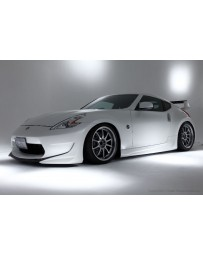 370z Power House Amuse Vestito Side Skirts