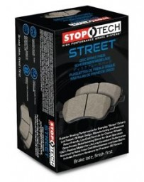 370z Stoptech Front Street Brake Pads for Stoptech ST-41 Calipers
