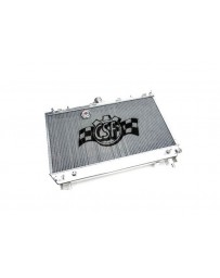 370z CSF Triple Pass Racing Radiator with Condenser, Manual Transmission MT