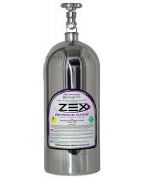 350z ZEX Nitrous Cylinder 2 Lb Polished