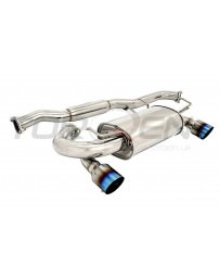 350z Megan Racing OE-RS Type Exhaust System