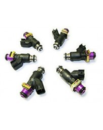 370z AUS Injection 550cc Top Feed Injector Set