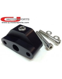 370z CJ Motorsports Fuel Tap NPT, 2-Bolt