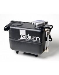 370z Radium Engineering Universal Coolant Tank Kit