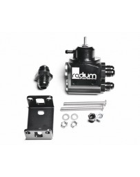 370z Radium Engineering Multipump Regulator, Black Top