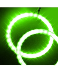 350z DE Oracle Lighting SMD Green Halo Kit for Headlights