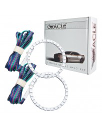 350z DE Oracle Lighting SMD ColorSHIFT Halo Kit for Headlights - Controller Included