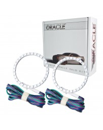 350z HR Oracle Lighting SMD ColorSHIFT Halo Kit Simple for Headlights - Controller Included