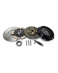 "350z DE Competition Clutch, 6 Puck Clutch and Flywheel Combo ""White Bunny"""