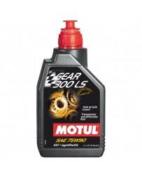 370z Motul GEAR 300 LS 75W90 Gear Oil GL-5 - 1 Liter