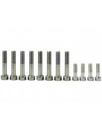 370z Nissan OEM Manual Transmission Bellhousing Bolt Kit