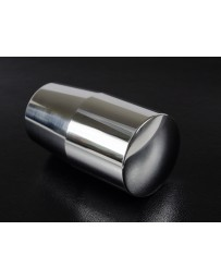 370z Dewla Dezign Polished Stainless Steel Weighted Shift Knob