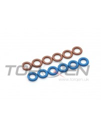 350z DE Nissan OEM Upper & Lower Injector O-Rings