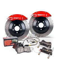 370z StopTech Front 355mm 6-Piston Big Brake Kit