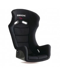 370z Bride Maxis III Bucket Seat, Black CFRP Carbon Fiber - Low Max System