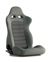 370z Bride Euroster II Reclinable Seat - Gray