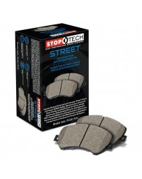 350z StopTech Street Performance Front Brake Pads