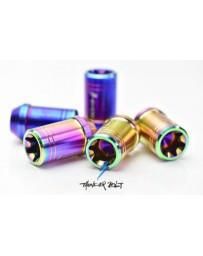 370z Thunder Bolt Titanium Lug Nuts - M12x1.25