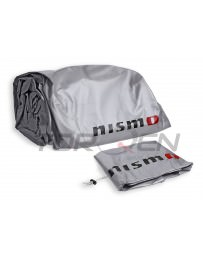 370z Nissan OEM Safeguard Car Cover Nismo