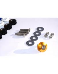 "370z ZSPEC ""Quick Release"" Bumper Fastener Kit - Universal"