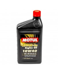 370z Motul 3000 4T Engine Break-in Oil, 1qt