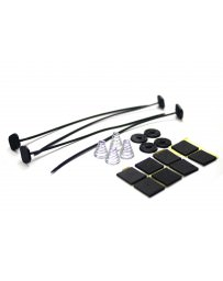 350z ISR Radiator Fan Mounting Kit