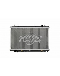 350z HR CSF Radiator Plastic Tank Aluminum Core, Auto AT or Manual MT